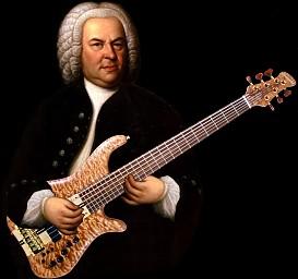 bach guitar