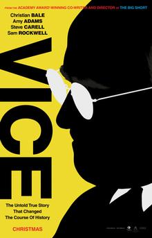 vice (2018 film poster)